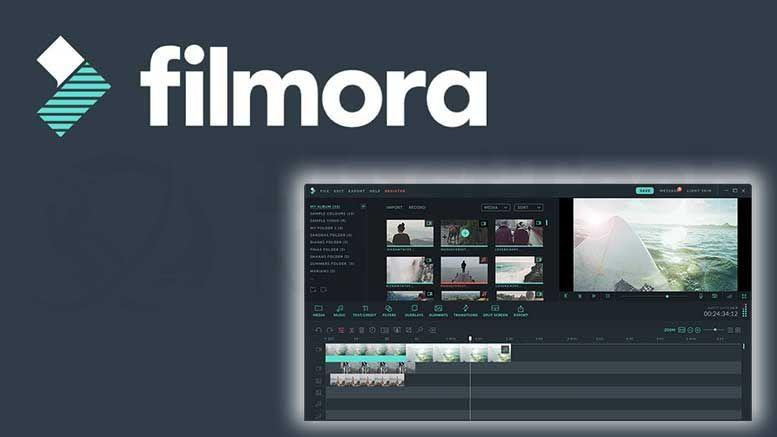 Download Wondershare Filmora 10 Crack & Key (Without Watermark)