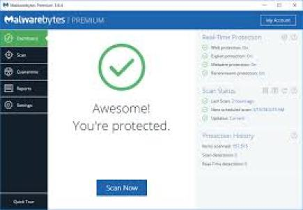 Malwarebytes Anti-Malware 3.6.1 Crack Plus License Key Free Download