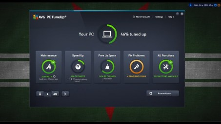 AVG PC TuneUp Utilities 2019 Crack + Keygen (Latest) Download