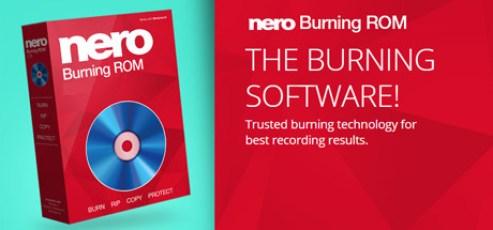 Nero Burning ROM 2019 Crack + Keygen Free Download