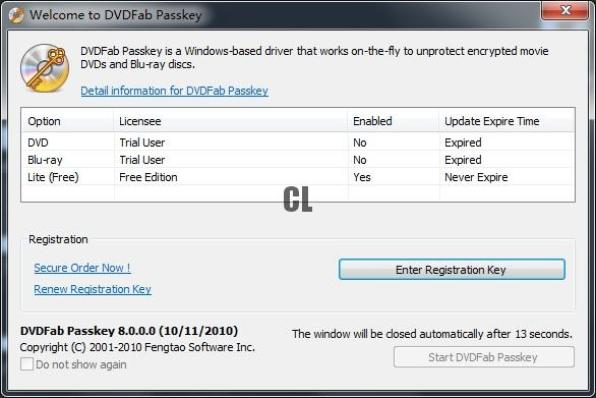 DVDFab Passkey 2020 Crack With License Key Free Download