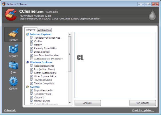 CCleaner 5.44.6575 Crack With Keygen Latest Version Free Download