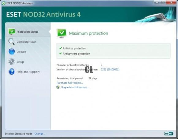ESET NOD32 Antivirus 11.2.49.0 Crack With License Key Latest Free Download