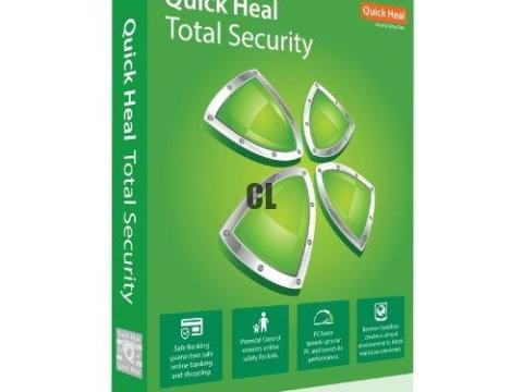 Quick Heal Total Security 18.00 (11.1.1.14) Crack With Product Key