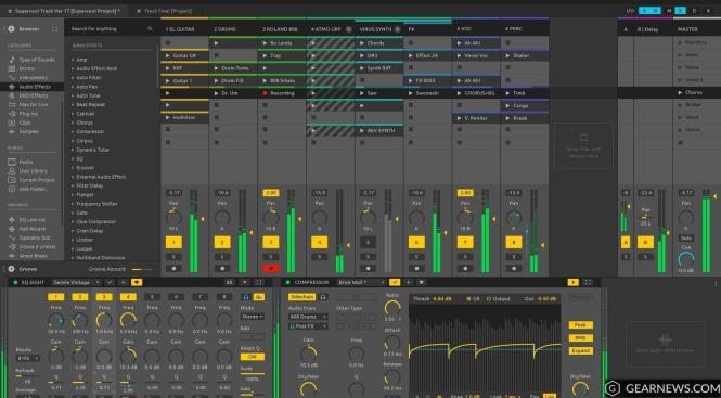 Ableton Live 10 10.0.6 Crack With Serial Key Download