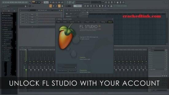 FL Studio 20.8.1 Crack With RegKey 2021 Free Download