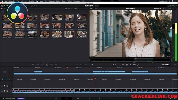 Davinci Resolve 17 Crack With Activation Key 2020 Free Download