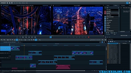 Magix Movie Edit Pro 2021 Crack Plus Serial Number {Updated} Download