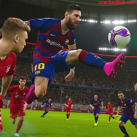 PES 2021 Crack CPY PC Torrent Free Download