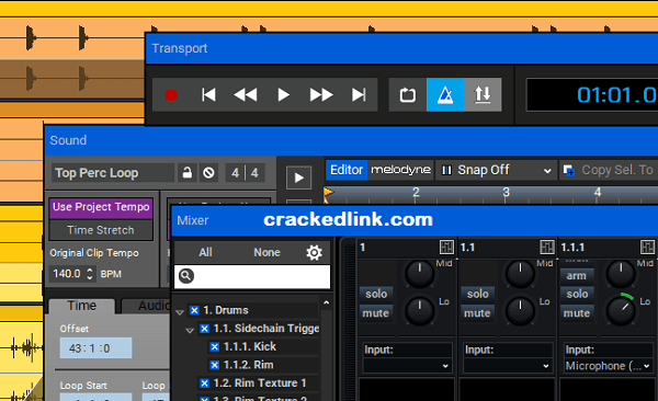 Mixcraft 9 Crack With Registration Code 2020 {Updated} Free Download