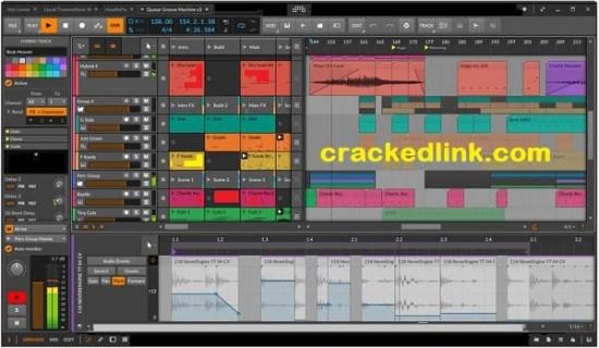Bitwig Studio 3.3 Crack With Serial Number 2021 Free Download