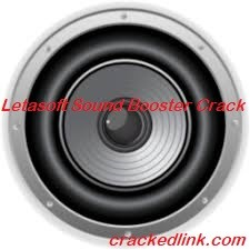 Letasoft Sound Booster 1.11.0.514 Crack With Product Key 2020 Free