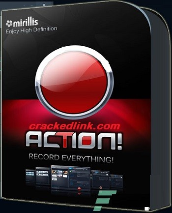 Mirillis Action 4.13.0 Crack With Activation Key 2020 Free Download