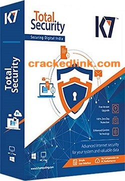 K7 TotalSecurity 2020 Crack With Activation Key Free Download