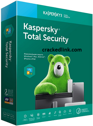 Kaspersky Total Security 2021 Crack With Activation Code [Latest] Free