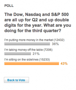 Source Yahoo Finance: 6/28/2013