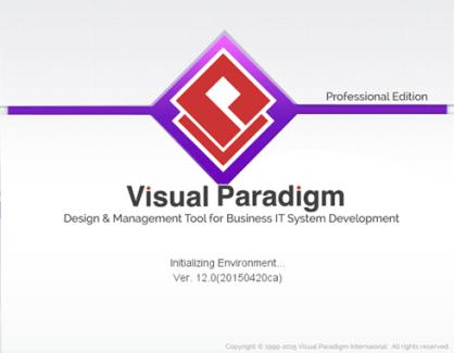 Visual Paradigm 15.1 Crack