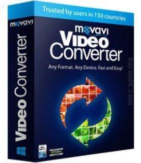 Movavi Video Converter 21.3.0 Crack + Activation Key 2021 {Mac & Win}