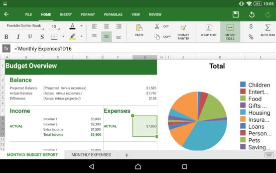 OfficeSuite Pro 5.40.38801.0 Crack + Activation Key [Latest 2021]