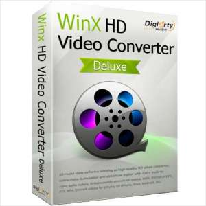 WinX HD Video Converter Deluxe 5.16.2.332 Crack + License Key 2021
