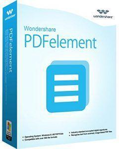 Wondershare PDFelement Pro 8.1.11.678 Crack + Keygen 2021 Download