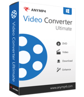 AnyMP4 Video Converter Ultimate 8.2.8 Crack With Activation Key [2021]