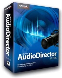 CyberLink AudioDirector 11.0.2304 Crack With Keygen 2021 Full Free