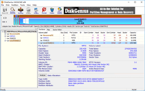 DiskGenius Professional 5.4.1.1178 Crack With Serial Key 2021 Full Free