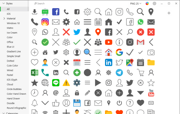 Pichon (Icons8) 9.3.1.0 Crack With Registration Code [Portable] 2021