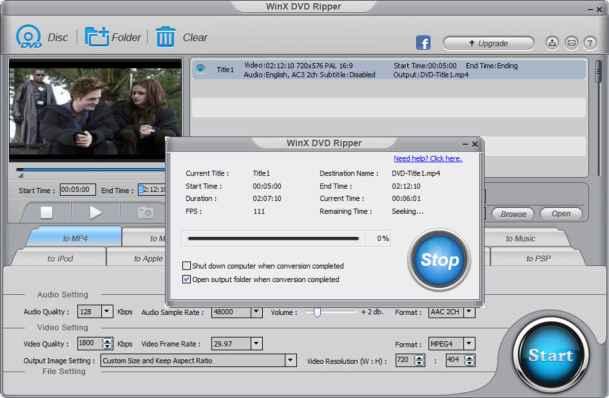 WinX DVD Ripper Platinum 8.20.6 Crack With Registration Key [2021]