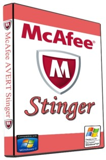McAfee Stinger 12.2.0.309 Crack + Serial Key (2021) Free Download