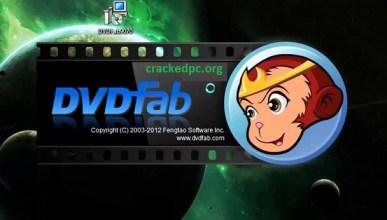 DVDFab Crack Full Keygen + Patch with Registration Key 2021