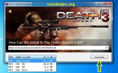 ummy Video Downloader cracked 2021