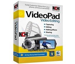 VideoPad Video Editor Crack 2021