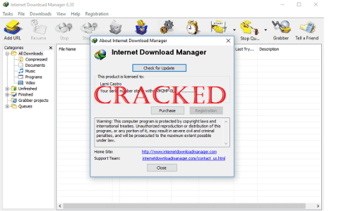 IDM Cracked With Serial Key 2022