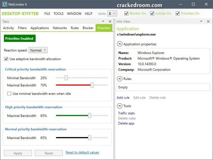 download NetLimiter Torrent 2020