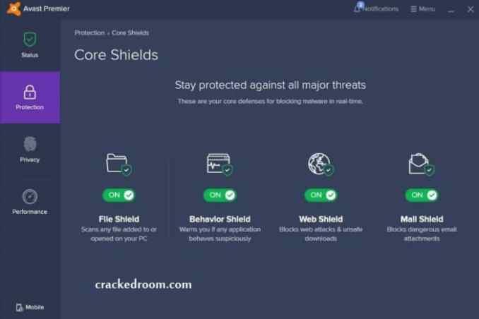 Avast Premium Security 20 9 2437 Crack License Key 2021