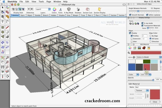 get the pro version SketchUp torrent from here
