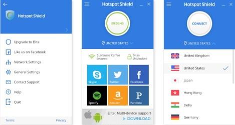 Hotspot Shield VPN Elite 8 5 2 Crack with Full Keygen 2019