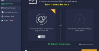 IObit Uninstaller Full Crack