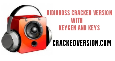 RadioBoss 6.0.4 Crack Torrent Keygen & License Key Free Download
