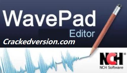 WavePad Sound Editor Crack With Keygen