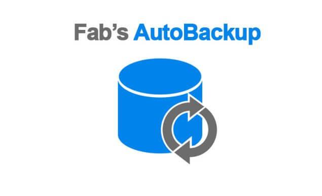 Fab's AutoBackup Pro Crack