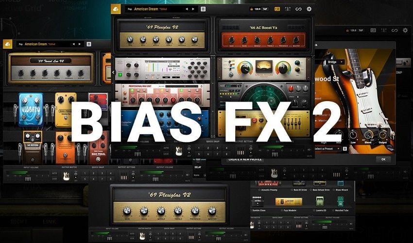 Positive Grid BIAS FX2 Crack