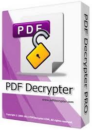 PDF Decrypter Pro Crack