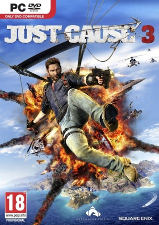 Just Cause 3 Crack