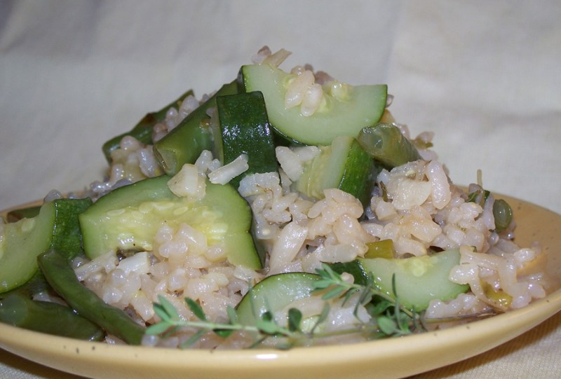 Image of Vegetable Risotto