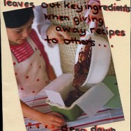 leave out ingredients - PostSecret