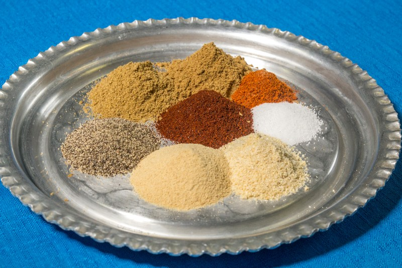 Taco Seasoning spices