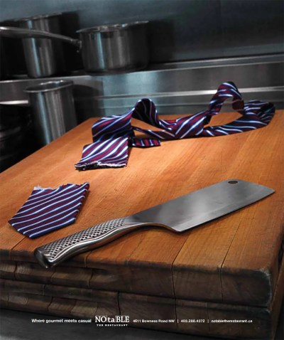 Butchered Tie